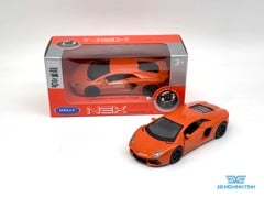Lamborghini Aventador LP700-4 WELLY 1:36 (Cam)