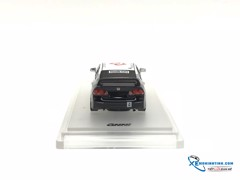 Xe Mô Hình Honda Civic Type-R FD2 #4 ''BRIDE'' Magen Power Cup Civic One Make Race 2012 1:64 Inno Model ( Trắng )