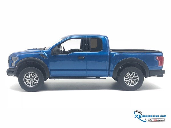 Ford F150 Raptor GTSpirit 1:18 (Xanh)