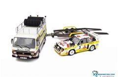 Mô Hình Rally Set 1:18 Otto Model