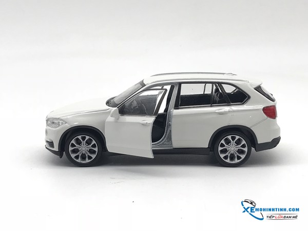 BMW X6 WELLY 1:36 (Trắng)