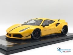 Ferrari 488 LB Walks JEC 1:18 (Vàng)