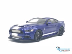 Ford  Shelby Super Snake 2017 1:18 GTSpirit ( Xanh )
