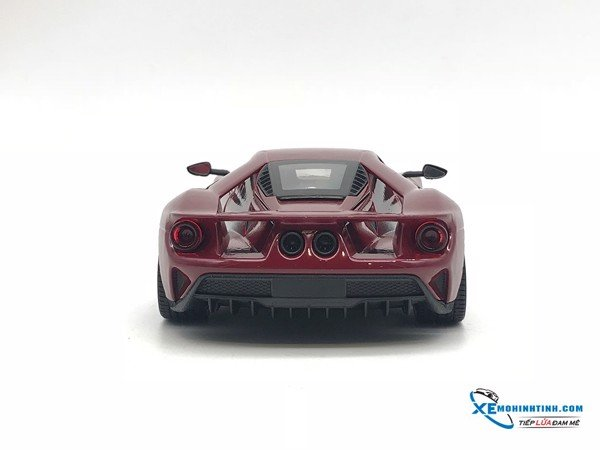 Ford GT 2017 1:24 Welly ( Đỏ )