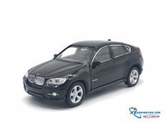 BMW X5 WELLY 1:36 (Đen)