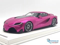 Toyota FT-1 Sport Concept AutoBarn Model 1:18 (Hồng)