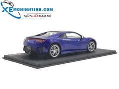 Acura NSX Nouvelle Blue Pearl TOPSPEED 1:18 (Xanh)