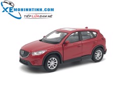 Mazda  CX-5 WELLY 1:36 (Đỏ)