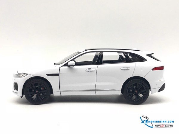 Jaguar F-Pace  WELLY 1:24 (Trắng)