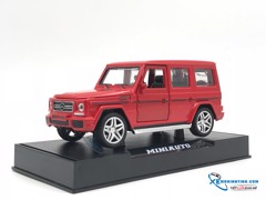 Mercedes-Benz G65 Mini Auto 1:32 (Đỏ)