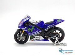 Yamaha Factory Racing 99 1:18 Maisto ( Xanh )