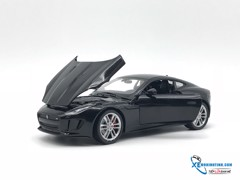Jaguar  F-TYPE  Welly 1:24 (Đen)