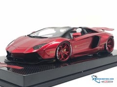 Lamborghini Aventador Liberty Walks Roadster Super S 1:18 (Đỏ)
