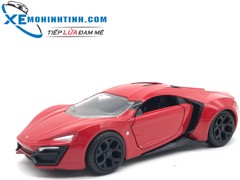 Lykan Hypersport 1:32 (Đỏ)