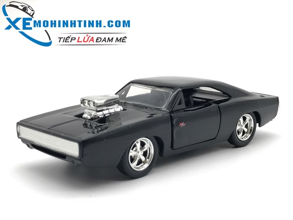 Dom'S Dodge Charger 1:32 (Đen)