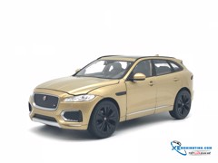 Jaguar F-Pace  WELLY 1:24 (Vàng)