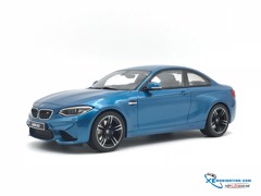 BMW M2 Coupe 2016 GTSpirit 1:18 (Xanh)