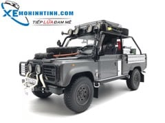 Land Rover Defender Movie Edition 1:18 Kyosho
