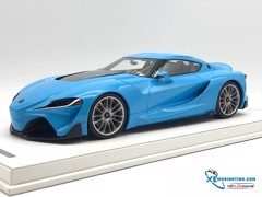 Toyota FT-1 Sport Concept AutoBarn Model 1:18 (Xanh)