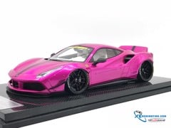 Ferrari 488 LB Walks JEC 1:18 (Hồng)