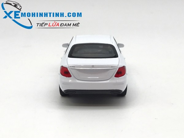 Mercedes-Benz E-Class 2016 WELLY 1:36 (Trắng)
