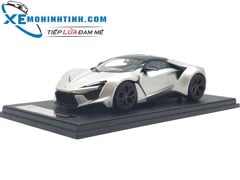 W Motors Fenyr Supersport Sophiart 1:18 (Bạc)