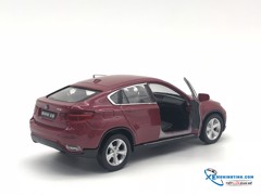 BMW X6 WELLY 1:36 (Đen)
