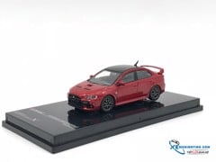 Mitsubishi Evo X Final Edition - Rally Tarmac Works 1:64 (Đỏ)