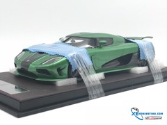 Koenigsegg Agera S Frontiart 1:18 (Xanh)
