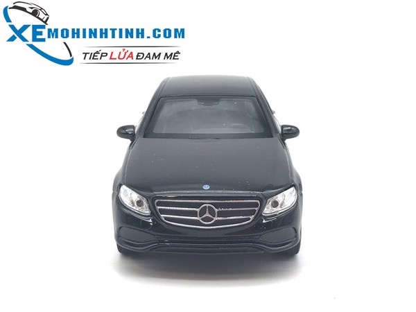 Mercedes-Benz E-Class WELLY 1:36 (Đen)