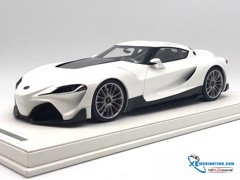 Toyota FT-1 Sport Concept AutoBarn Model 1:18 (Trắng)