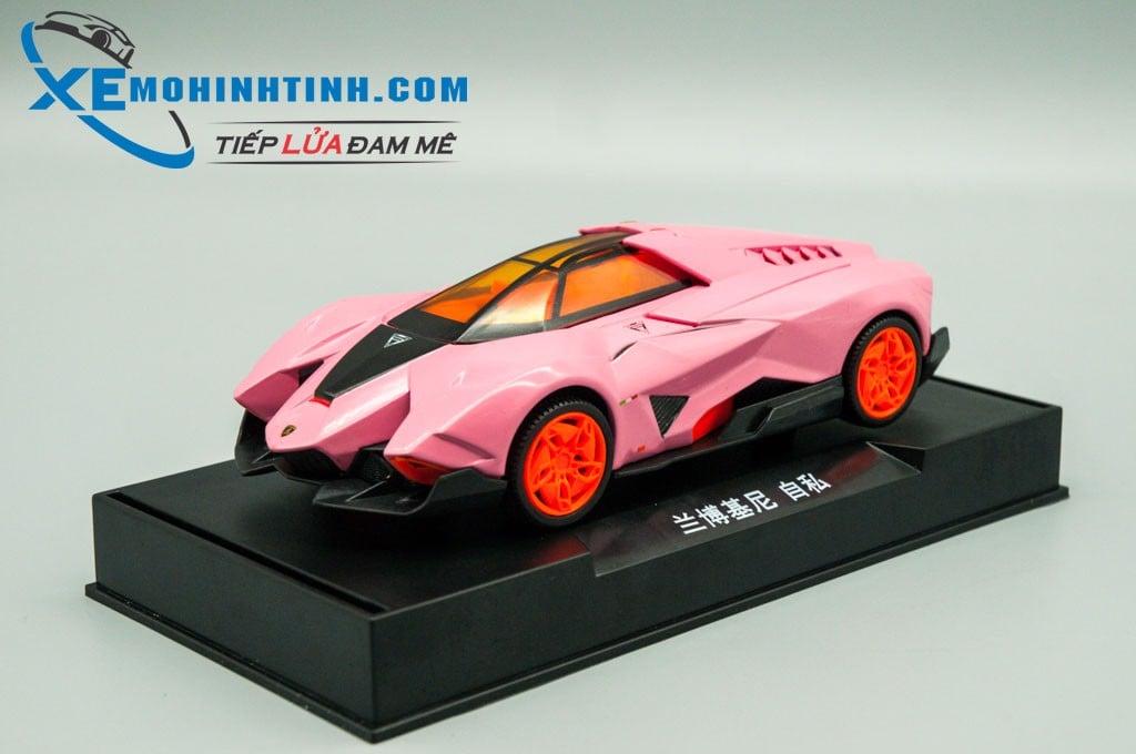 Xe Mo Hinh Lamborghini Egoista 1 32 Double Horses Hồng Shop Xe