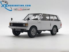 Land Rover Range Rover 1970 Almost Real 1:43 (Trắng)