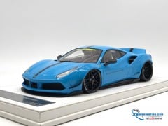 Ferrari 488 LB Walks JEC 1:18 (Xanh)
