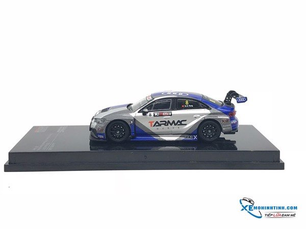Audi RS3 LMS TCR Asia 2017 Tarmac works / PRA SK Tong Tarmac Works ( Xanh ,Trắng )