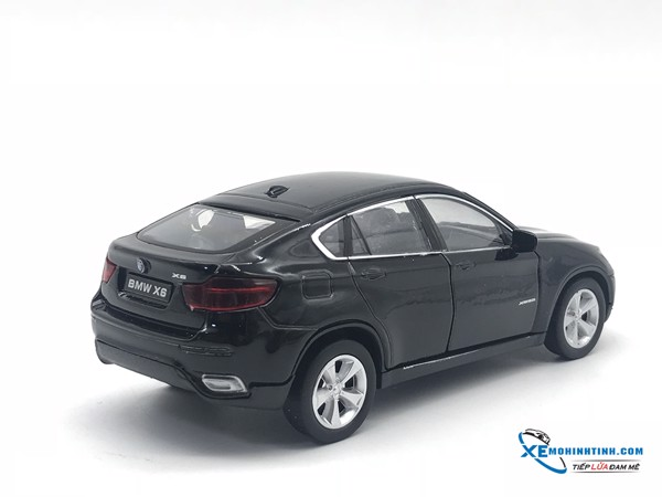 BMW X5 WELLY 1:36 (Trắng)