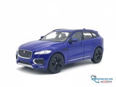 Jaguar F-Pace  WELLY 1:24 (Xanh)