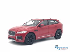 Jaguar F-Pace  WELLY 1:24 (Đỏ)