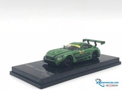 Mercedes-Benz AMG GT3 FIA GT World Cup Macau 2016 #1 Tarmac Works 1:64 (Xanh)