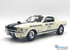 Ford Shelby GT 350 Mel Burns Drag Car 1965 ACME 1:18 (Trắng)