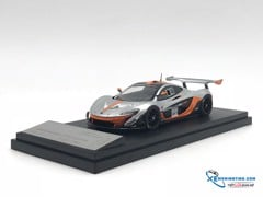 McLaren P1 GTR Almost Real 1:43 (Bạc)