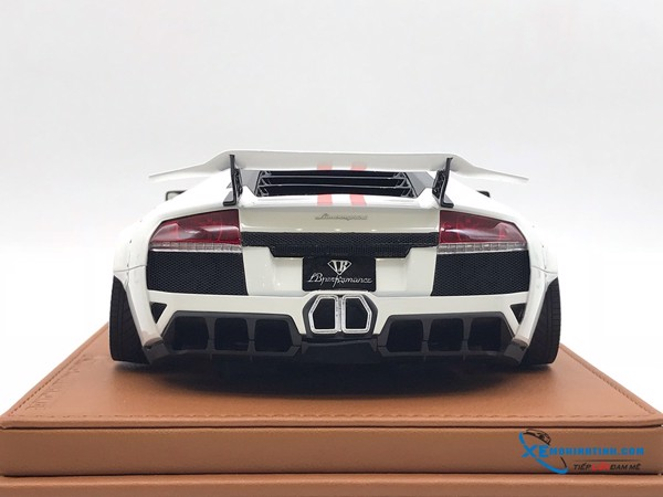 Lamborghini Murcielago LP640 Liberty Walks 1:18 (Chrome-Da)