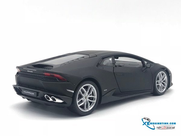 Lamborghini Huracan LP610-4 WELLY 1:24 (Đen)