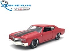 Dom'S Chevy Chevelle 55 1:32 (Đỏ)