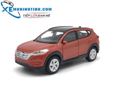 Hyundai Tucson WELLY 1:36 (Cam )
