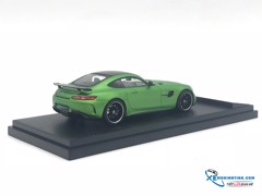 Mercedes-Benz AMG GT R 2017 Almost Real 1:43 (Xanh)