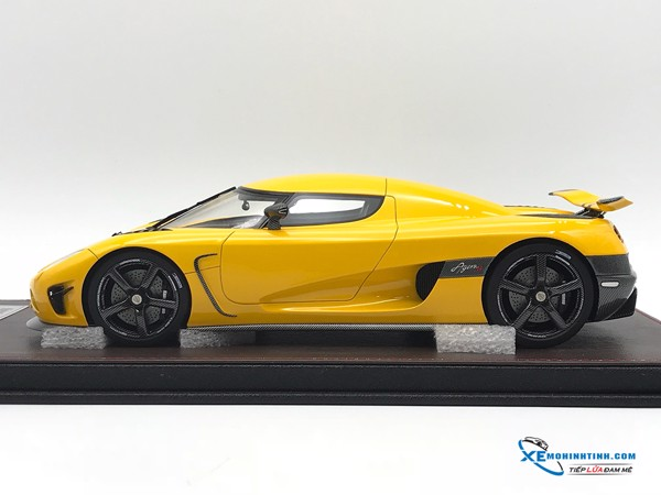 Koenigsegg Agera S Frontiart 1:18 (Vàng)