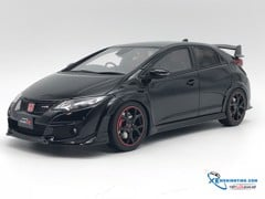 Honda Civic Type R Kyosho 1:18 (Đen)