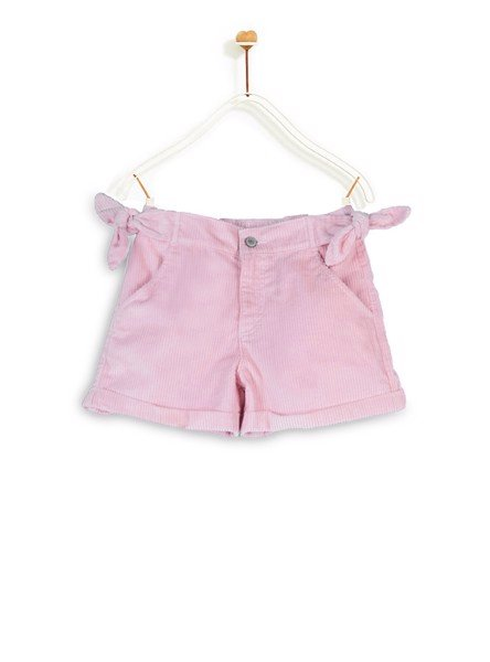 Quần Short Bé Gái M.D.K Tiered-Bow Pull-On Short