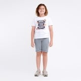 Áo thun M.D.K Bé Trai - Born To be happy T-shirt - Off white